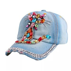 Women's baseball cap Cat NWT